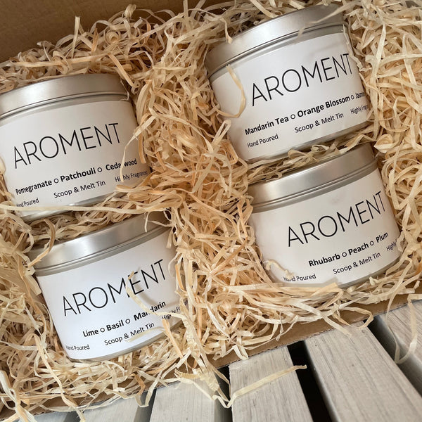 Pick Your Own Aroment Scoop & Melt Gift Box - Aroment