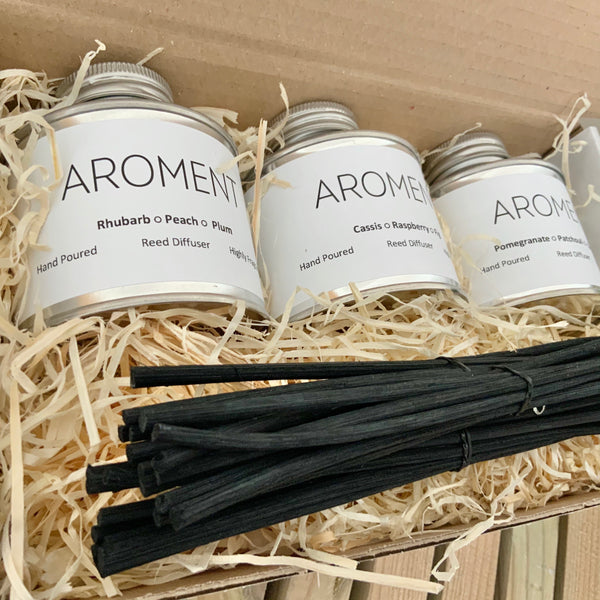 Trio • Pick Your Own Aroment Diffuser Gift Box - Aroment