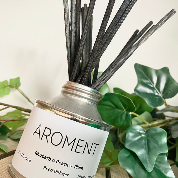 Aroment Black Rattan Reeds x10 - Aroment