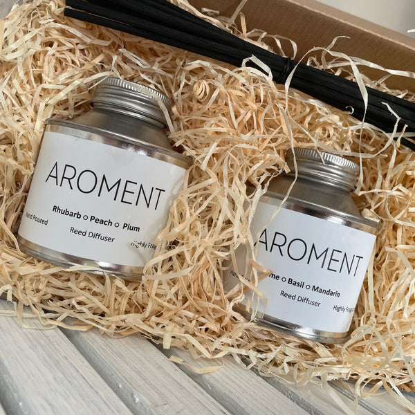 Duo • Pick Your Own Aroment Diffuser Gift Box - Aroment