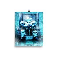 Poster (Azural, God of Winter)