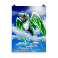 Poster (Aeolian, God of Wind)