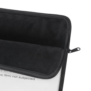 Never Exposed Def. Laptop Sleeve