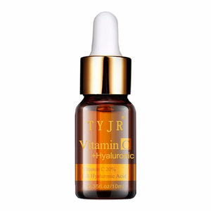 10ml Vitamin C Serum Anti-aging Moisture Anti-Wrinkle Whitening VC Essence Oil Women Beauty Make Up Essential Serum