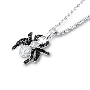 Spider Pendant Set