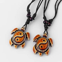 Load image into Gallery viewer, Unisex Turtle Pendants Necklace