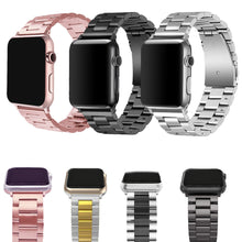 Load image into Gallery viewer, Stainless Steel Apple Watch Band