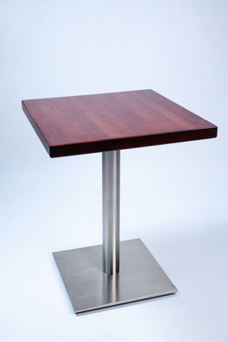 Wood Table - Dark Line