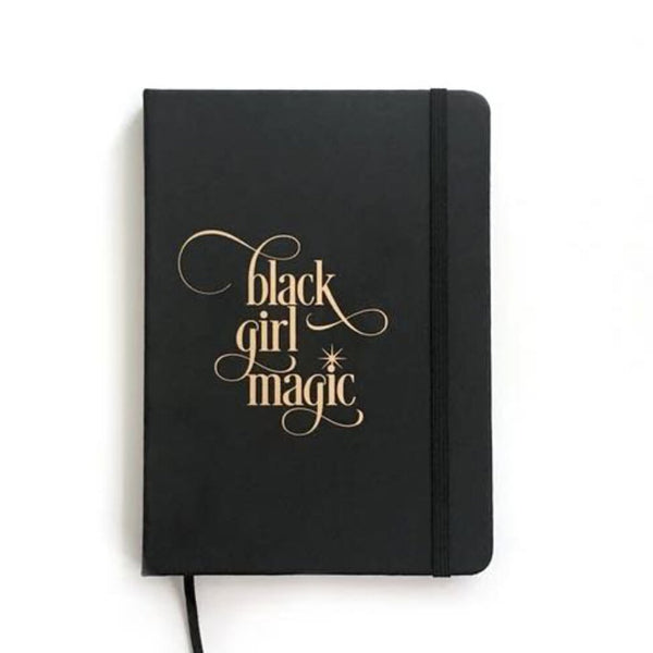 Effie's Paper Black Girl Magic Lined Journal