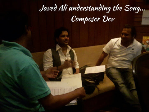 Devs Music Academy Javed Ali Song Recording Sound Engineering Courses Singing Classes Pune