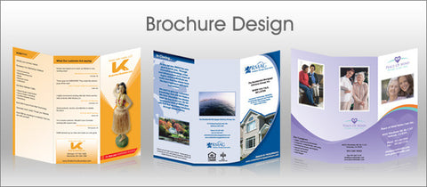 Brochures / Flyers Designing Services