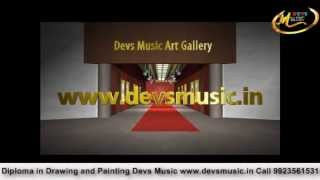 Devs Music Art Gallery - Devs Music Academy  - Award Winning Dance & Music Academy in Pune - Best Sound Engineering Course