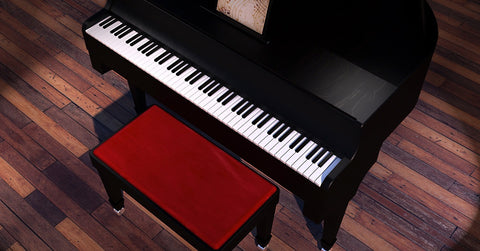 Piano Western style Online Course