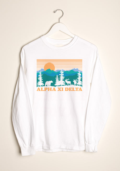 Deer Valley Longsleeve - Xi Boutique