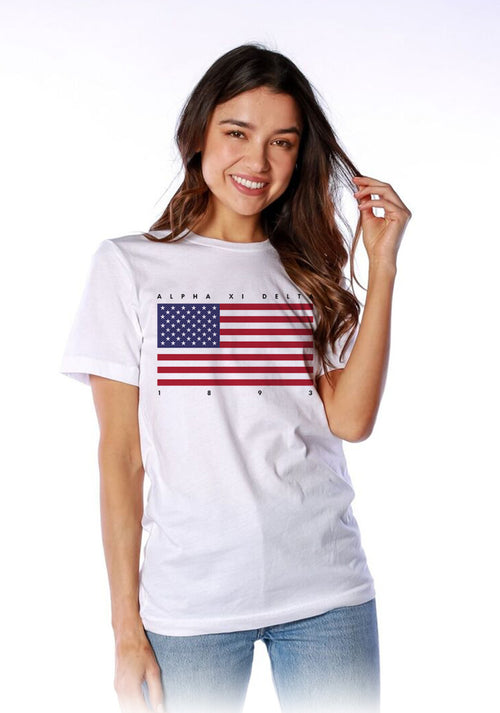 Independence Tee - Xi Boutique