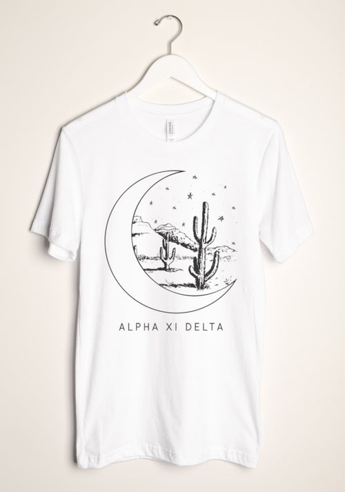 Mojave Moon Tee - Xi Boutique