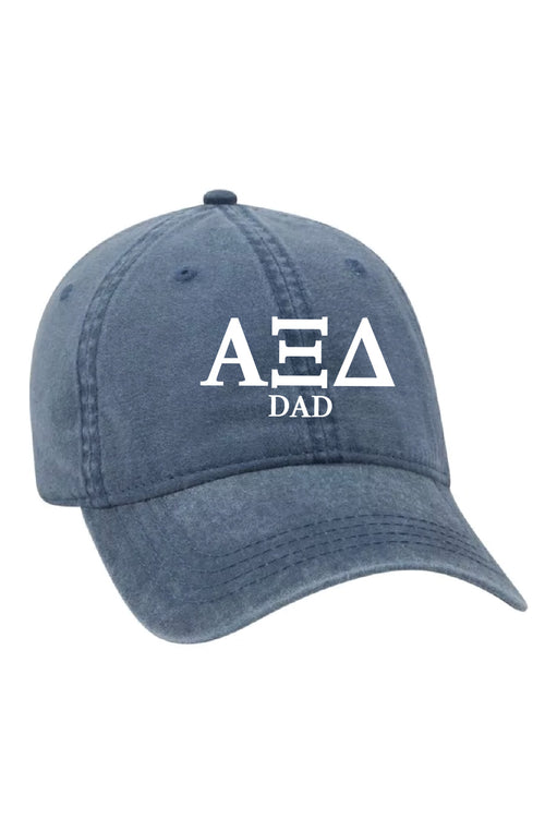 Alpha Xi Dad Hat