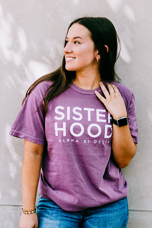 Sisterhood Is Tee