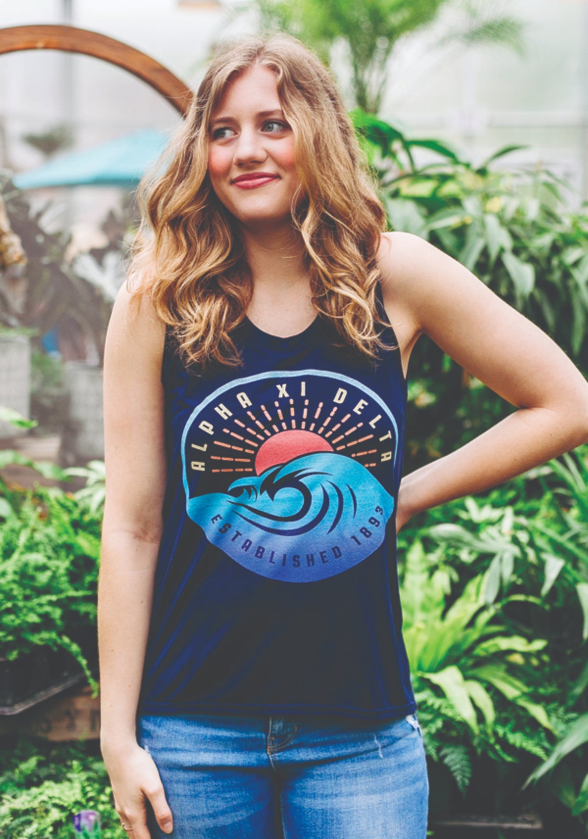 Tidal Wave Tank - Xi Boutique