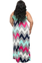 Load image into Gallery viewer, My Zig Zag Dress