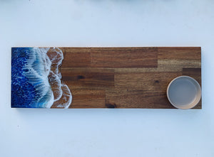 Bowl board, long