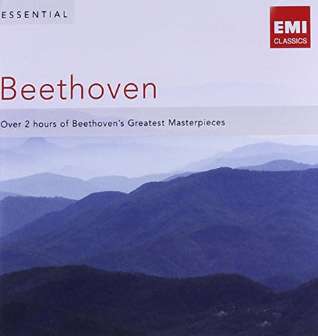 Essential Beethoven By Essential Beethoven (2010-02-23)