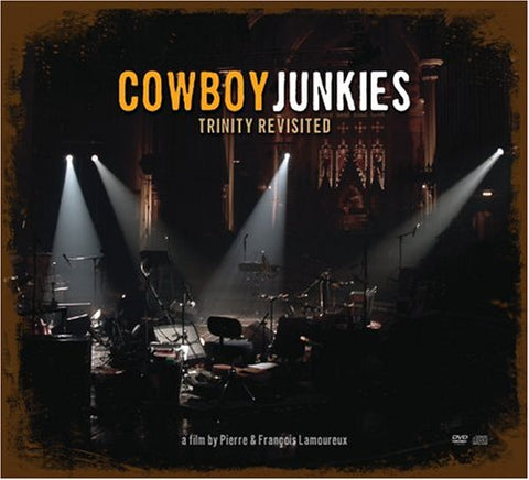 Trinity Revisited [Cd/Dvd] By Cowboy Junkies (2008-02-26)