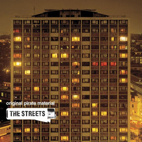 Original Pirate Material [Vinyl] By Streets (2002-08-02)