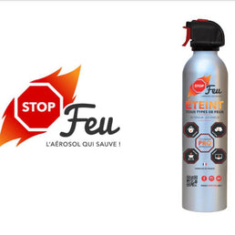Stop Feu - extinct-eure