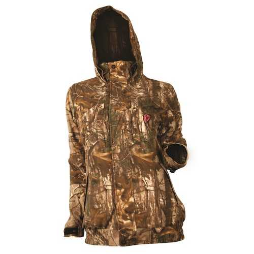 Scent Blocker Sola Womens Outfitter Jacket-Camo-XLarge