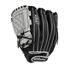 Wilson Onyx Fastpitch Softball 12in Pitcher/IF Glove-LH
