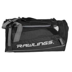 Rawlings R601 Hybrid Backpack/Duffel Players Bag - Black