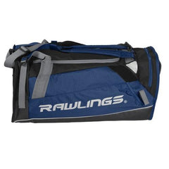 Rawlings R601 Hybrid Backpack/Duffel Players Bag - Navy