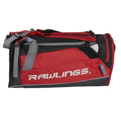 Rawlings R601 Hybrid Backpack/Duffel Players Bag - Scarlet