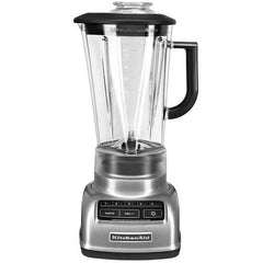 KitchenAid 5-Spd Diamond Blender with 60oz Pitcher - Silver