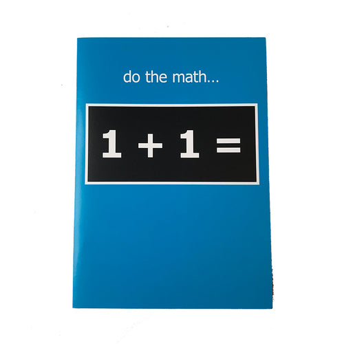 Do The Math Bookfold
