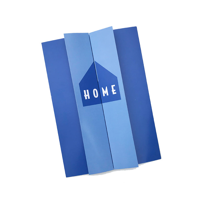 HOME Reveal Card
