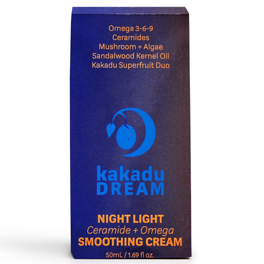 NIGHT LIGHT Ceramide + Omega Smoothing Cream