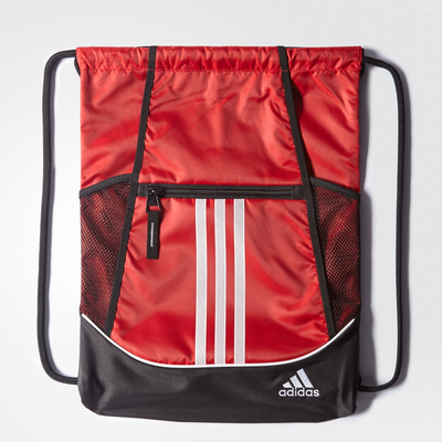 ADIDAS ALLIANCE II SACKPACK - RED