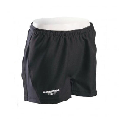 BARBARIAN PRO FIT RUGBY SHORT WOMENS