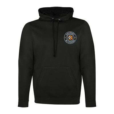 CALGARY BLIZZARD SC ATC GAME DAY HOODIE - BLACK