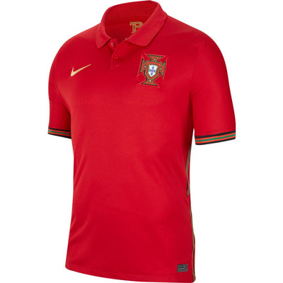 NIKE PORTUGAL 2020 STADIUM HOME JERSEY