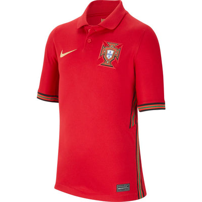 NIKE PORTUGAL 2020 STADIUM HOME JERSEY - YOUTH
