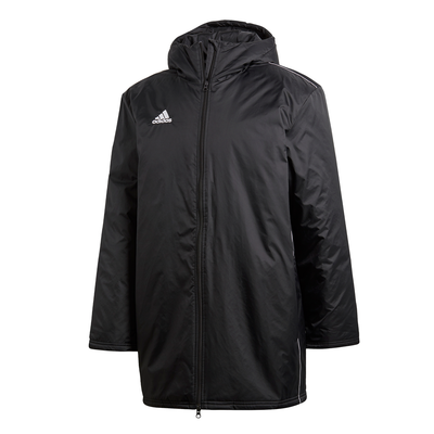 ADIDAS CORE18 STADIUM JACKET - MENS