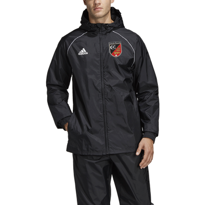 CALGARY VILLAINS FC CORE18 RAIN JACKET