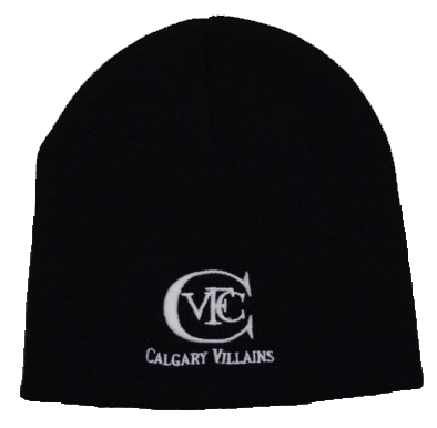 CALGARY VILLAINS FC TOQUE