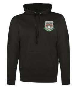 CALGARY WEST SC ATC GAME DAY HOODIE - BLACK