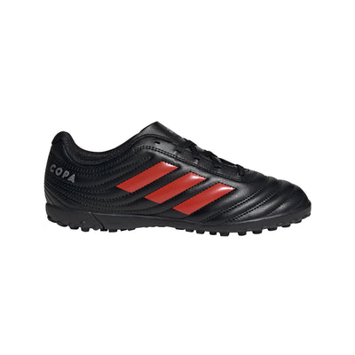 ADIDAS COPA 19.4 TF YOUTH- BLACK/RED