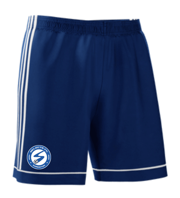 MILLWOODS SELECTS miTEAM SQUADRA17 SHORT - ROYAL