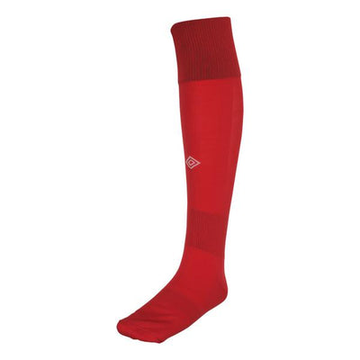 UMBRO PLAYER SOCK - RED